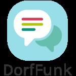 App-Symbol für die App DorfFunk