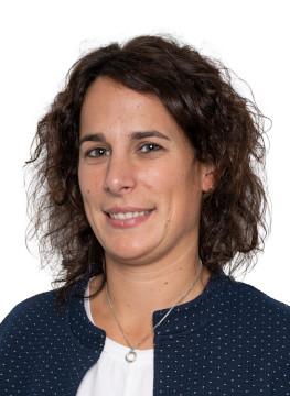Porträt von Tina Noack, zuständig für die Projektkoordination