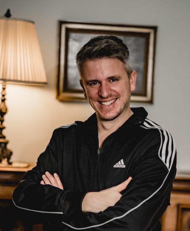 Portrait Vereinslotse 'Christian Schneider'