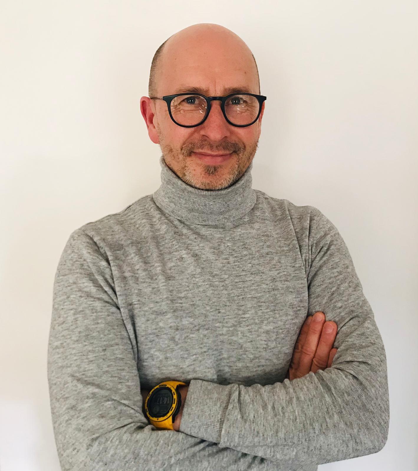 Portrait Vereinslotse 'Stephan Riefer'